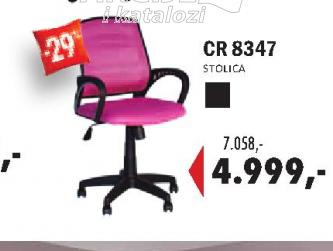 Stolica CR-8347