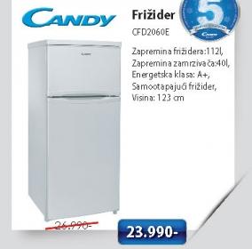 Frižider CFD2060E