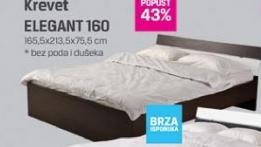 Krevet Elegant 160