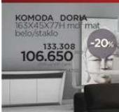Komoda DORIA