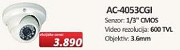 Kamera za video nadzor AC-4053CGI