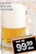 Krigla za pivo