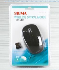 Bežični optički miš SCM 19
