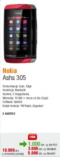 Asha 305