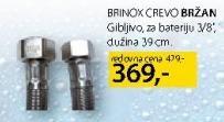 Brinox Crevo Bržan
