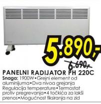 Radijator Panelni PH 220c