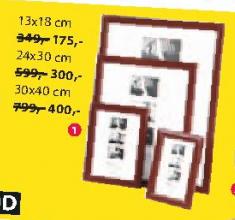Ram za slike, EDA, 30x40cm