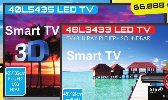 Televizor LED 40