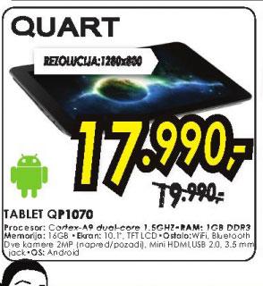 Tablet QP1070