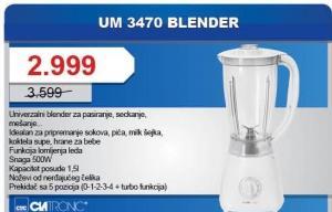 Blender UM 3470