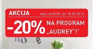 Program Audrey