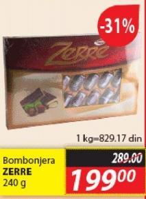 Bombonjera Zerre