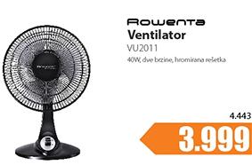 Ventilator VU2011