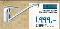 Slavina ''Superior'' STH za sudoperu