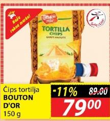 Čips Tortilla