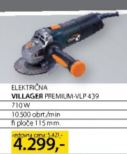 Električna Brusilica Premium VLP-439