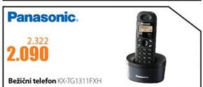 Bežični telefon KX-TG1311FXH
