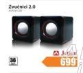 Zvučnici 2.0 Jetion ASP004 USB