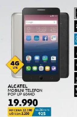 Mobilni telefon Pop UP 6044D