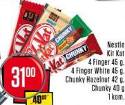 Čokoladica 4 Finger