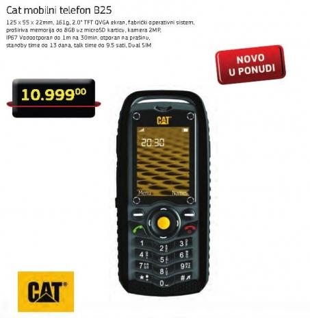Mobilni telefon B25 Cat