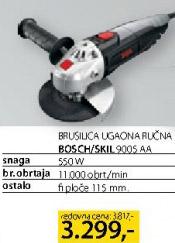 Brusilica ugaona ručna 9005aa