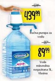 Mineralna voda Vlasina