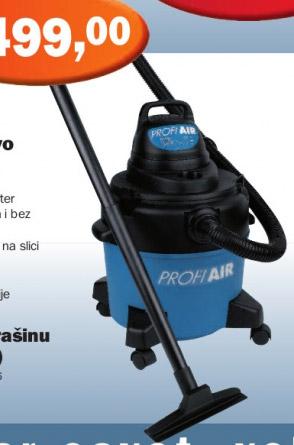 Usisivač mokro/suvo PA 300, Profi Air