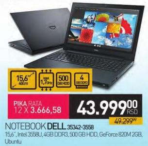 Notebook 32342-3558