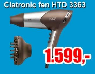 Fen za kosu HTD 3363