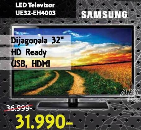 Televizor LED 32'' UE32-EH4003