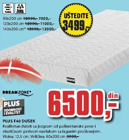 Dušek PlusF40