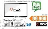 """Televizor TV 55"""" 3D LED 55LE243"""