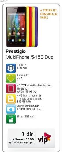 Mobilni telefon 5450