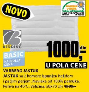 Jastuk Varberg