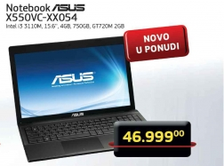 Notebook X550VC-XX054