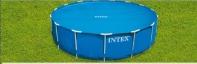 Solarni prekrivač za bazen, 457cm