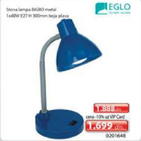 Stona lampa Bigro