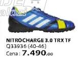 Fudbalske kopačke Nitrocharge 3,0 TRX  TF