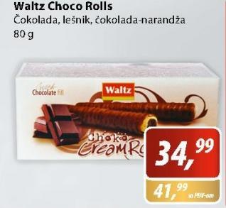 Choco Rolls čokolada-narandža