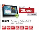 Tablet Galaxy Tab 2 5110