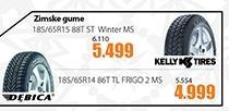 Zimske gume Kelly ST Winter MS