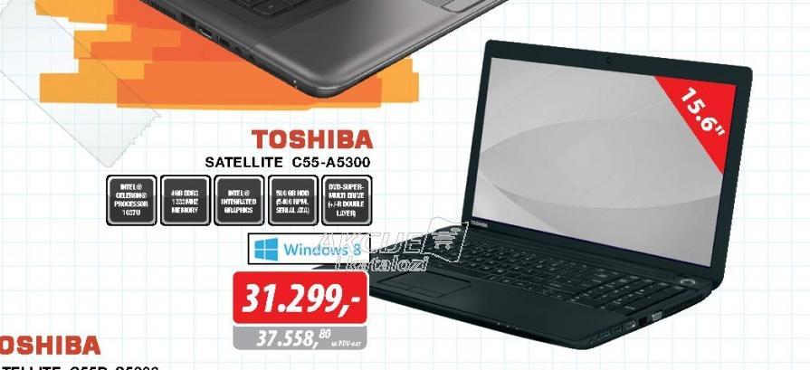 Laptop satellite C55-A5300