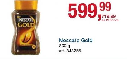 Kafa instant gold