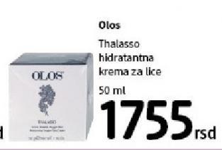 Krema za lice Hidratantna