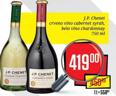 Belo vino Chardonnay