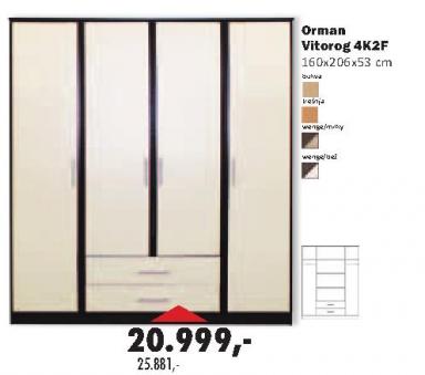 Orman Vitorog 4K2F