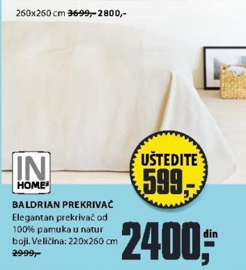 Prekrivač Baldrian