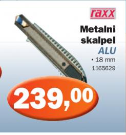 Metalni skalpel