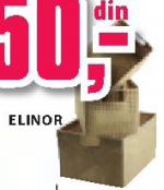 Korpa Elinor, 16x23x12cm